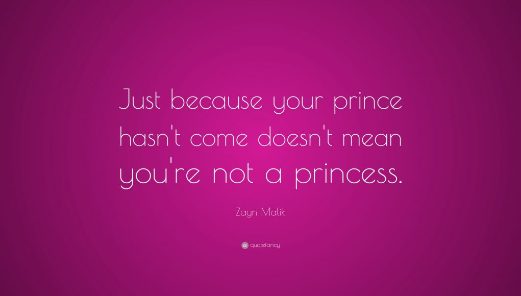 prințul tău